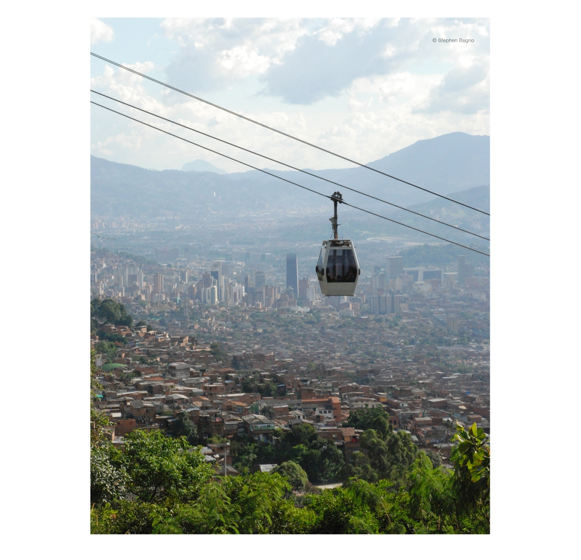 Medellin - Foto Cablecar