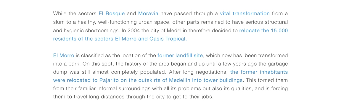 Moravia - Relocation