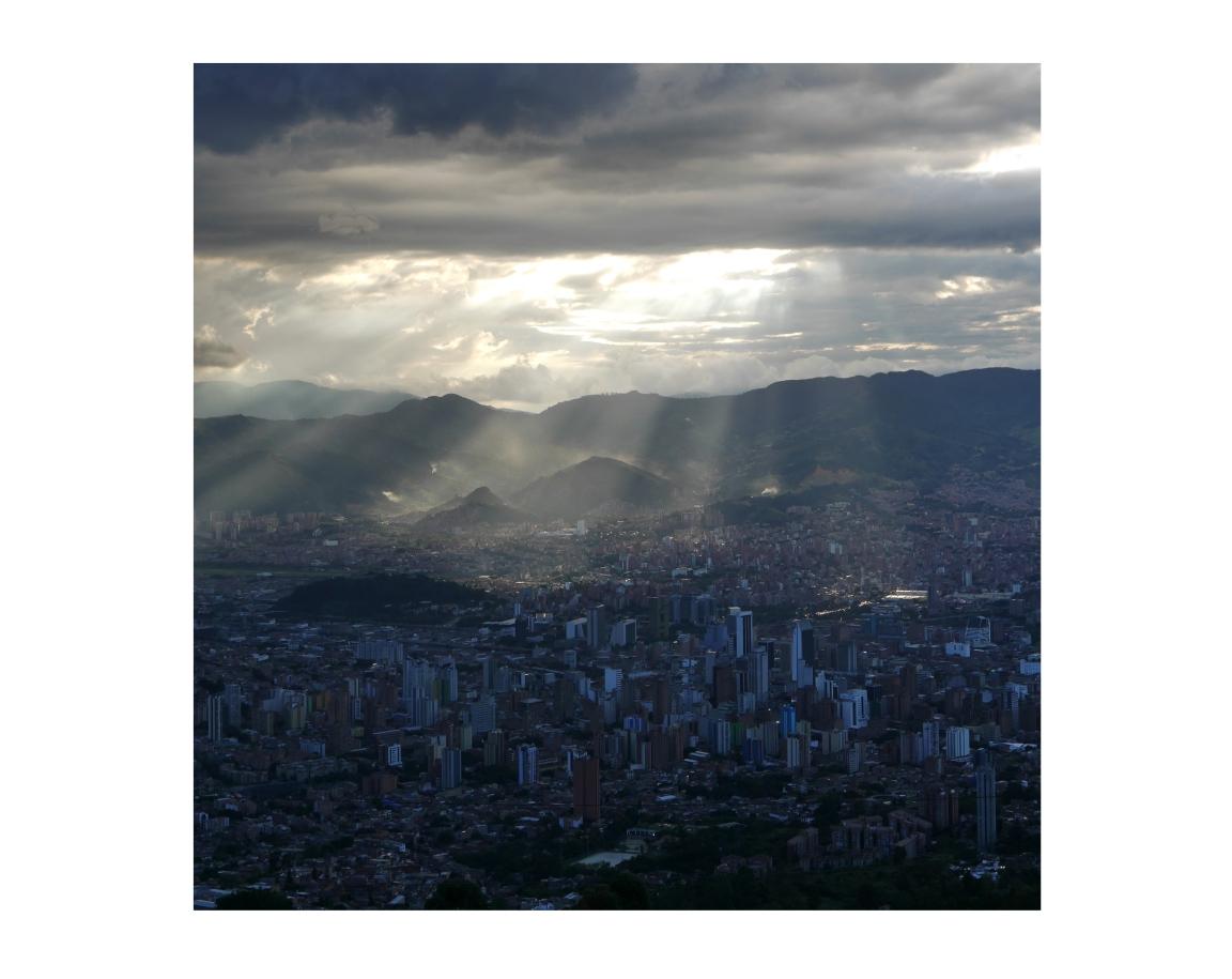 Urban Lab - Foto Medellín